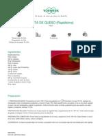Recetario Thermomix® - Vorwerk España - TARTA DE QUESO (Rapidisima) - 2011-09-28