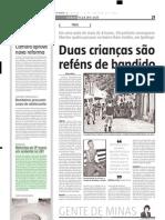2005.01.15 - Motorista de SP Morre Em Acidente Na 381 - Estado de Minas