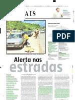 2005.02.05 - Alerta Nas Estradas - Estado de Minas