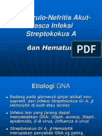 Nefrologi Anak Glomerulo-Nefritis Akut