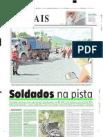 2005.04.22 - Soldados Na Pista - Estado de Minas