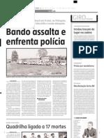 2005.05.12 - Uma Carreta Que Transportava Pneus Tombou No Km 540 Da BR-381 - Estado de Minas