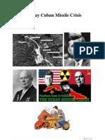 History Essay Cuban Missile Crisis