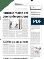 2005.05.17 - Criança morre na BR-381 - Estado de Minas