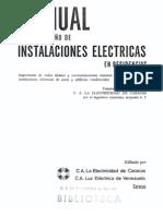 Manual de Instalaciones Eléctricas Residenciales