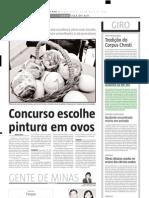 2005.05.24 - Motorista Morre Em Acidente Na BR-381 - Estado de Minas