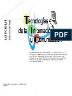 Trabajo Sobre El Uso Las TIC en Educacion