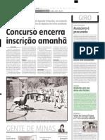 2005.05.25 - Acidente Com Van Deixa Oito Feridos - Estado de Minas