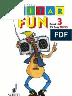 Searle - Guitar Fun 3 - 15 Easy Trios [Trio]