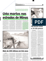 2005.07.04 - Oito Mortos Nas Estradas de Minas - Estado de Minas
