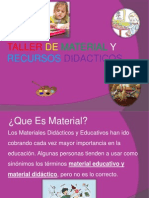 tallerdematerialyrecursosdidacticos-120717223928-phpapp01