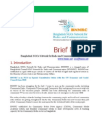 BNNRC Brief Profile