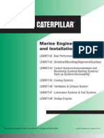 61056648 Caterpillar Marine Application Installation Guide