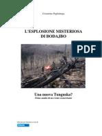 Costantino Paglialunga l'Esplosione Misteriosa Di Bodajbo