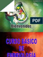 CURSO BÁSICO DE EMBRIOLOGÍA