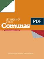 Organica de Las Comunas