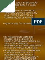 Economia - Modelo is-LM