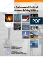 PetroleumRefining Energy EnvironmentalProfile