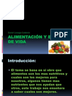 Alimentación y estilos de vida (daniel)