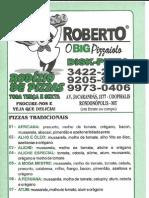 Scan Doc0001 Menu PIZZA Roberto BIG Pizzaiolo Jun2013