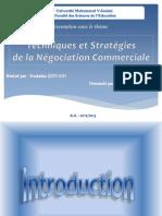 Techniques et Stratégies (2)