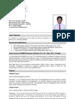 Iprimed Resume