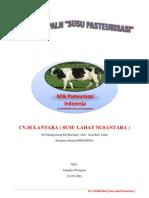 Business plan susu pasturisasi