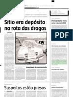 2005.12.30 - Uma Vítima fatal e dois feridos gravemente no trevo de Ravena, na BR-381 - Estado de Minas