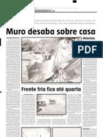 2005.12.12 - Acidente Matou Uma Pessoa e Deixou Cinco Feridas - Estado de Minas