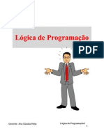 SD 01 Logica Programacao