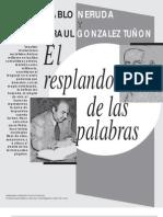 Varios - Pablo Neruda Y Raul Gonzalez Tuñon