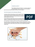 Arret de La Cigarette, Comment y Arriver