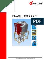 Flash Cooling