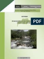 evaluacion rh superficiales rio zaña