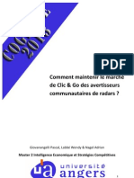 Clic&Go Cogenie M2 IESC Angers
