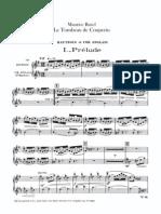Le Tombeau de Couperin-Ravel-Oboe