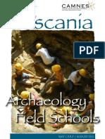 Archaeology Field School2013