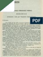 Lascaris. Constantino - Valeriano Fernandez Ferraz Memorias