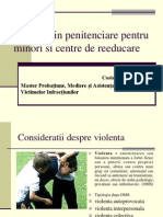 Violenta in Penitenciare
