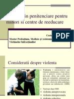 Violenta in Penitenciare