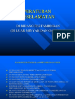 Peraturan k3 - Pom
