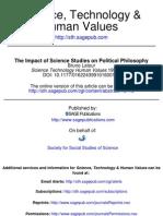 Latour 1991 Estudios Ciencia SSS Filosofia Politica Ojo