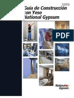 Guía de Construcción gypsum