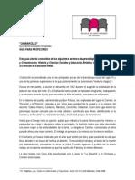 Chanarcillo_GPedagogica
