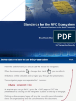 NFC Standards for the NFC Ecosystem FINAL 103112