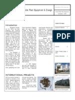 EDI Wood Pellet Brochure