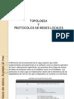 Topologia y Protocolos de Redes Locales
