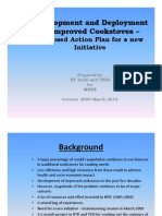 Biomass Cookstove Testing Protocols and Standards in India