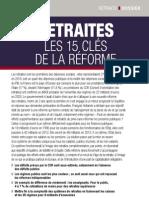 Rapport Ifrap sur les retraites