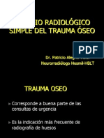 Estudio Radiologico Simple Del Trauma Oseo (2)